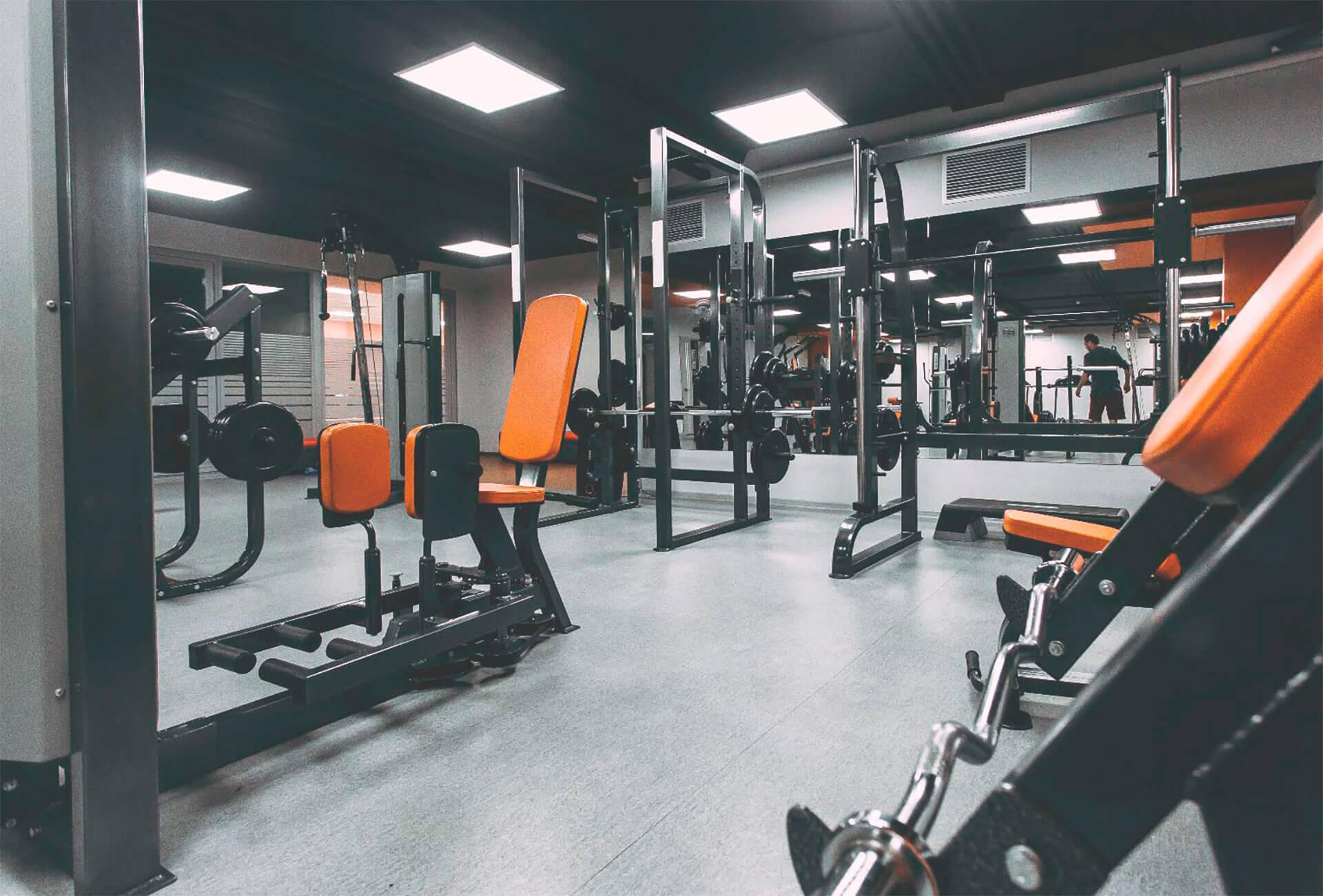 Club-Gym - интернет-магазин профессиональных тренажеров и оборудования для  спортзалов 21f95c70bcc