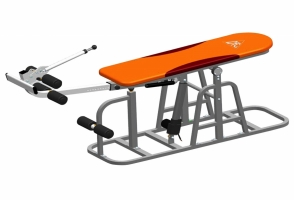 Инверсионный стол с электроприводом XJ-E-03RL