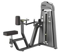 Тренажер GROME Гребная тяга с упором на грудь
