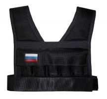 Жилет-утяжелитель Компакт-1 10 кг