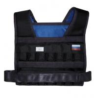 Жилет-утяжелитель Компакт-2 28 кг