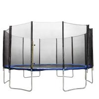 Батут TRAMPOLINE FITNESS 20 с сеткой 20ft (610 см)