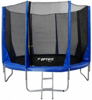 Каркасный батут OPTIFIT 12 FT (366 см) Синий