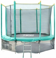 Каркасный батут OPTIFIT 14 FT (427 см)