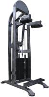 Голень-машина стоя Profigym (100 кг, с системой удвоения нагрузки)