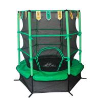 "Батут DFC JUMP KIDS 55""; зеленый (137 см)"