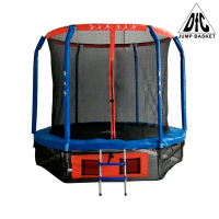 Батут  с сеткой  DFC JUMP BASKET 5FT-JBSK-B (150 см)