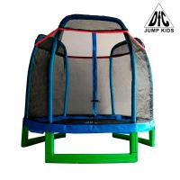 Батут DFC JUMP KIDS 7ft сине-зеленый (213 см)