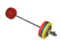Штанга рекордная для пауэрлифтинга 352,5 кг в наборе