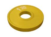 """Диск стальной """"Powerlifting"""" с полимерным покрытием, 1.25 кг"""
