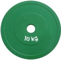 """Диск стальной """"Powerlifting"""" с полимерным покрытием, 10 кг"""