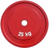 """Диск стальной """"Powerlifting"""" с полимерным покрытием, 25 кг"""