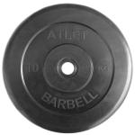 Диск черный MB Barbell Atlet 10 кг 26 мм