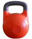 Гиря соревновательная красная 32 кг