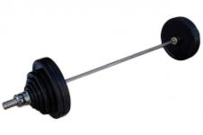 Штанга рекордная олимпийская 162,5 кг в наборе