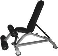 Скамья атлетическая с приставкой для ног