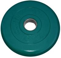 Диск тренировочный черный Profigym 10 кг (26, 31, 51 мм)