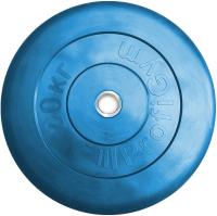 Диск тренировочный цветной Profigym 20 кг (26, 31, 51 мм)