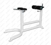 Тренажер для горизонтального разгибания спины (Гиперэкстензия горизонтальная)