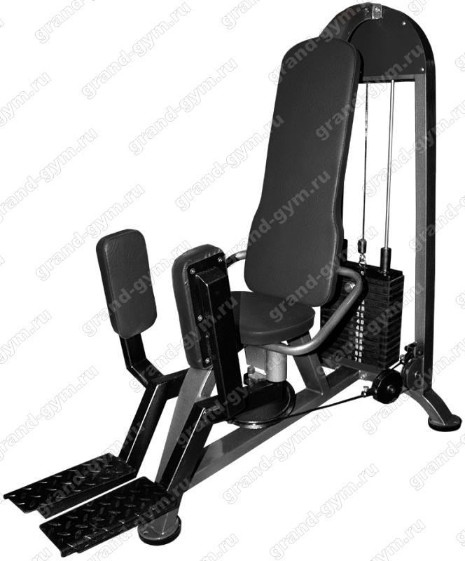 Тренажер для отводящих мышц бедра Profigym (Нагрузка 70 кг) посмотреть  описание ... b5a033f3a4c